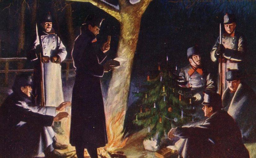 Frohe Weihnachten und besinnliche Festtage