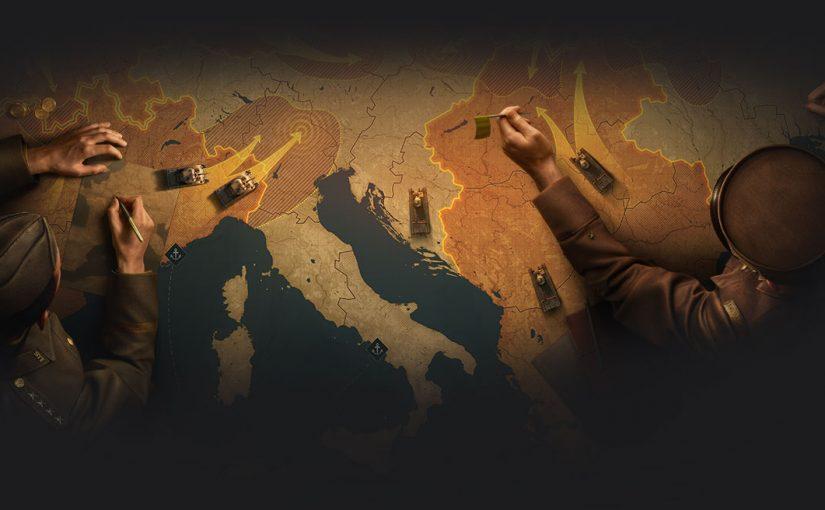 Weltkarte- DIE 11.te Saison